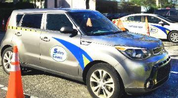 Driver License Road Testing